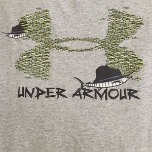 "Under Armour ""Bait Ball"" Sailfish Loose Fit"